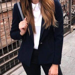 Zara | Black Fitted Blazer